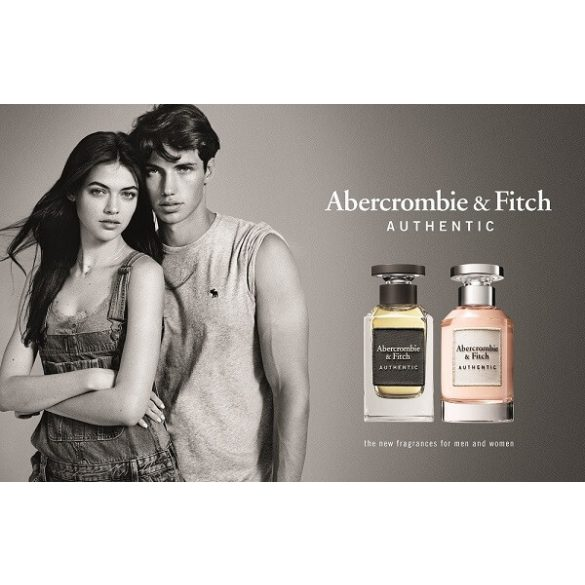 Abercrombie & Fitch Authentic EDT 30ml