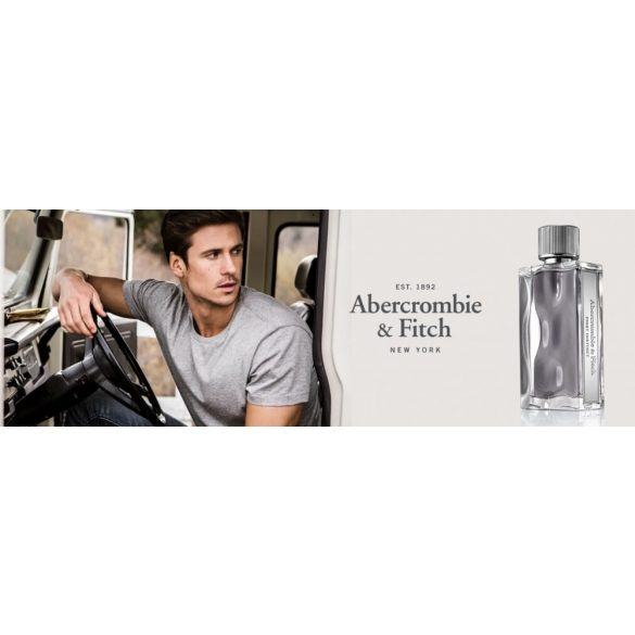 Abercrombie & Fitch First Instinct EDT 100ml