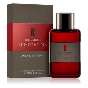 Antonio Banderas The Secret Temptation Men EDT 50ml