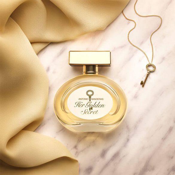 Antonio Banderas Her Golden Secret EDT szett