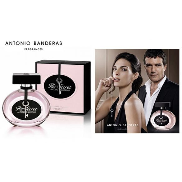 Antonio Banderas Her Secret EDT 80ml