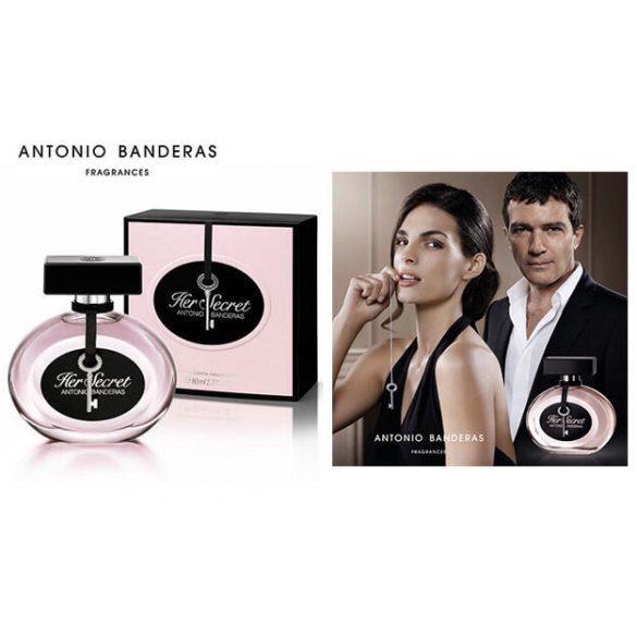 Antonio Banderas Her Secret EDT 80ml