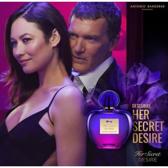 Antonio Banderas Her Secret Desire EDT 50ml