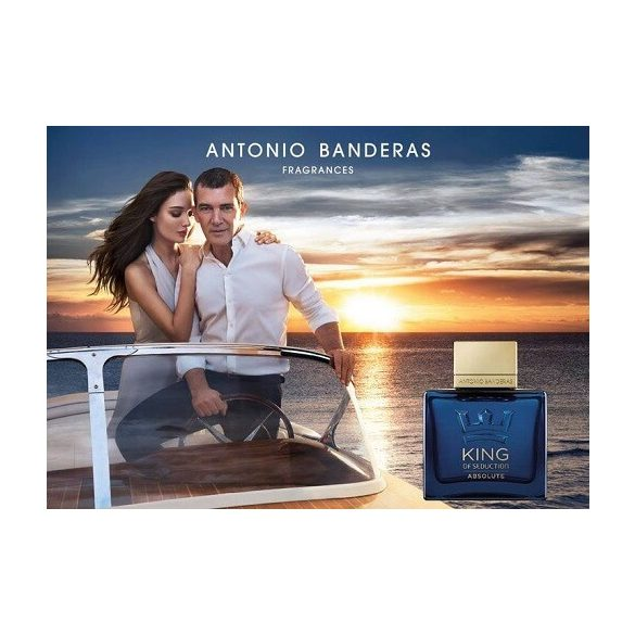 Antonio Banderas King of Seduction Absolute Men EDT 50ml