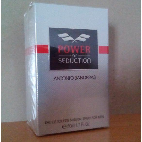 Antonio Banderas Power of Seduction EDT 50ml