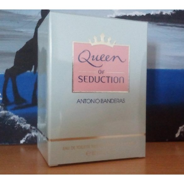 Antonio Banderas Queen of Seduction EDT 80ml