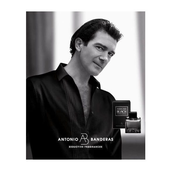 Antonio Banderas Seduction in Black EDT 50ml