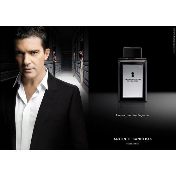 Antonio Banderas The Secret EDT 100ml