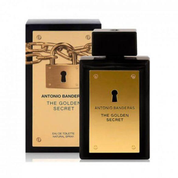 Antonio Banderas The Golden Secret EDT 100ml