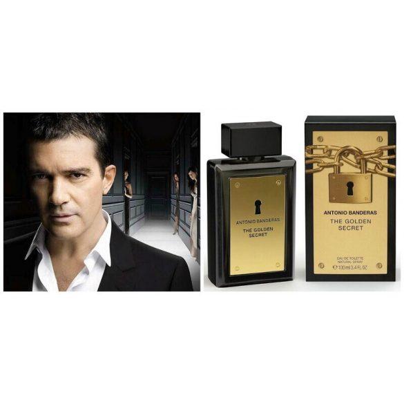 Antonio Banderas The Golden Secret EDT 50ml