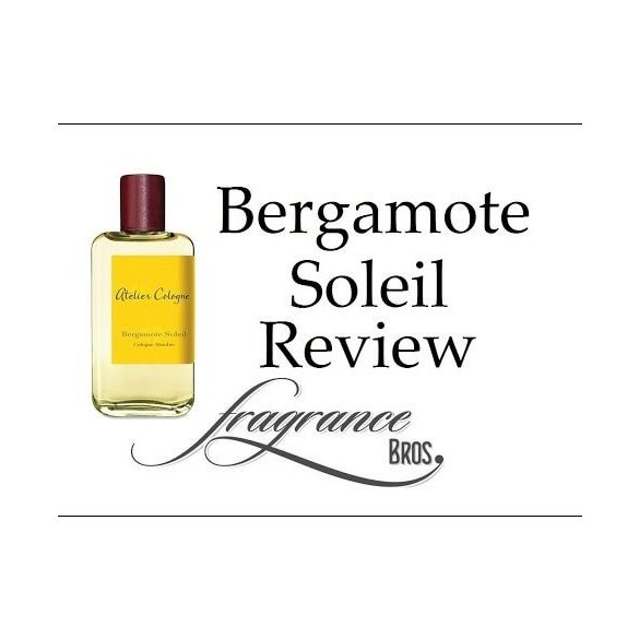 Atelier Cologne Bergamote Soleil EDC 100ml