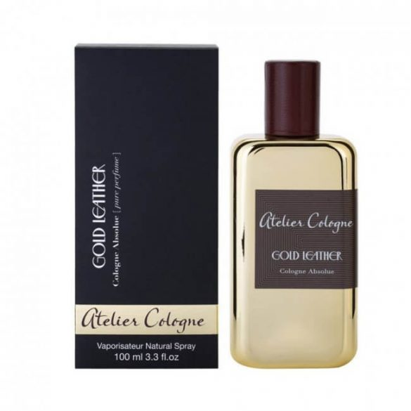 ATELIER COLOGNE Gold Leather EDC 100ml