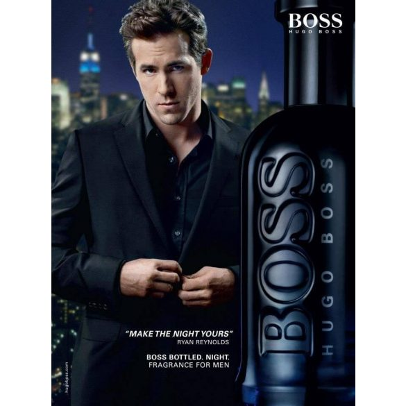 HUGO BOSS Bottled Night EDT 200ml