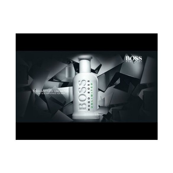 HUGO BOSS Bottled Unlimited EDT 200ml