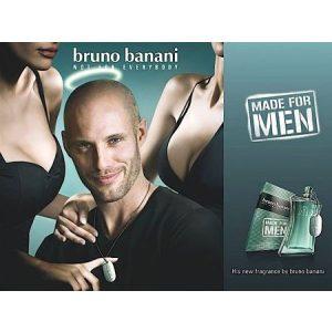 Bruno Banani Made For Men EDT 50ml