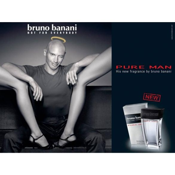 BRUNO BANANI Pure Man EDT 30ml