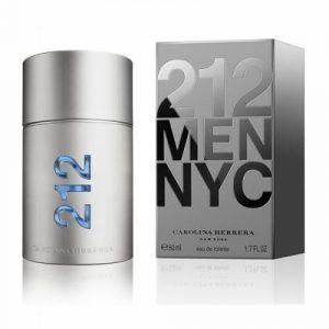Carolina Herrera 212 Men NYC EDT 50ml