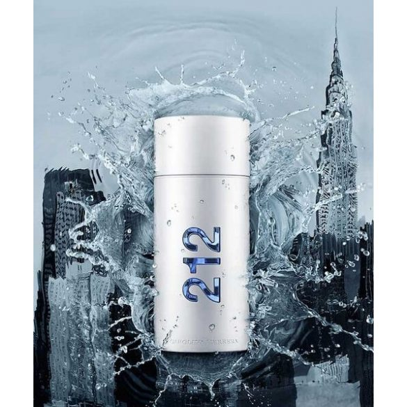 Carolina Herrera 212 Men NYC EDT 50ml