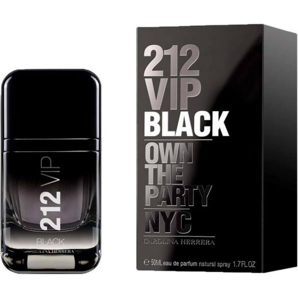 Carolina Herrera 212 VIP Black EDP 50ml