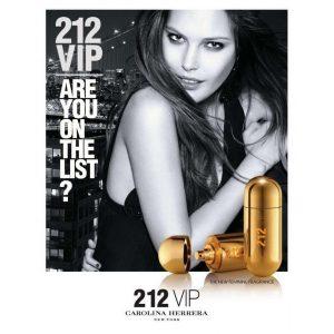 Carolina Herrera 212 VIP EDP 80ml