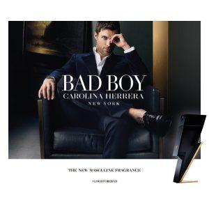 Carolina Herrera Bad Boy EDT 50ml