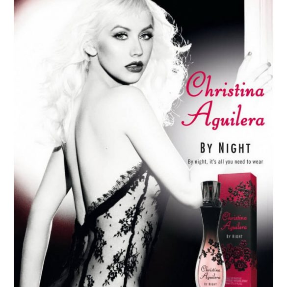 Christina Aguilera By Night EDP 15ml