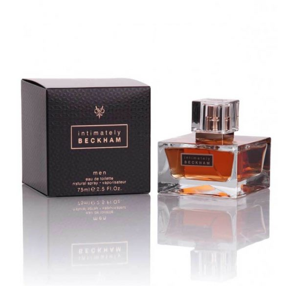 David Beckham Intimately Men EDT 75ml