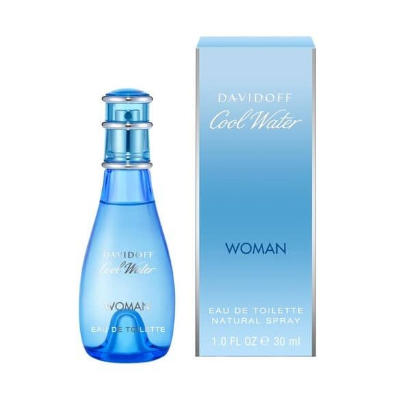 Davidoff Cool Water Woman EDT 30ml