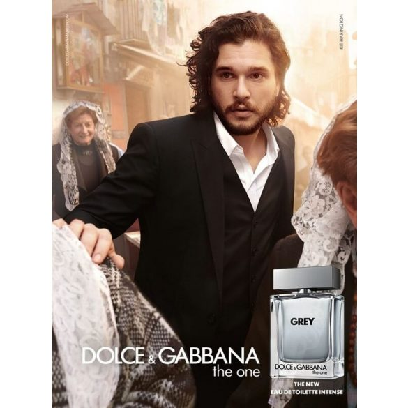 Dolce & Gabbana The One Grey For Men Intense EDT 100ml
