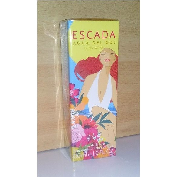 Escada Aqua del Sol Limited Edition EDT 30ml