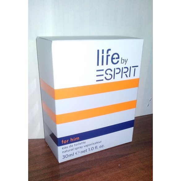 Esprit Life by Esprit for Him EDT 30ml