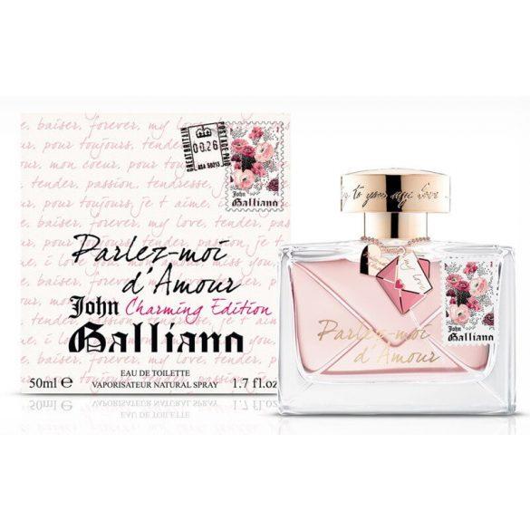 John Galliano Parlez-moi d' Amour EDP 50ml