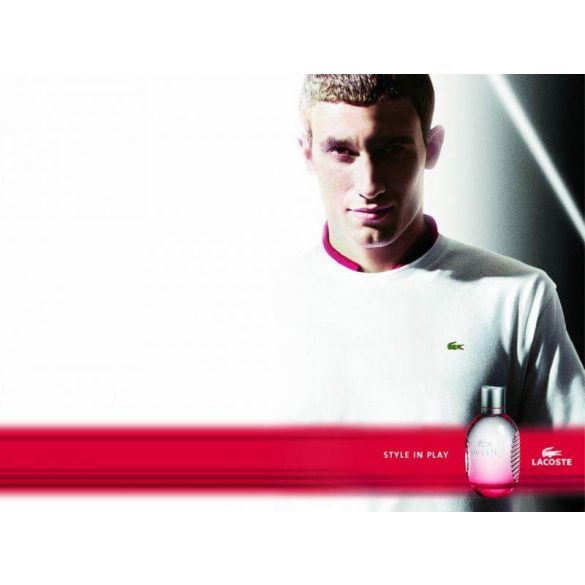 Lacoste Style in Play - Red EDT 75ml