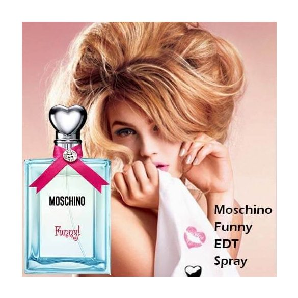 Moschino Funny EDT 25ml