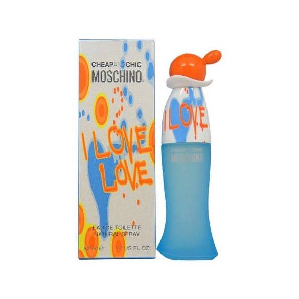 Moschino I Love Love EDT 50ml