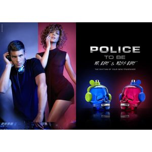 Police Mr & Miss Beat EDT 40ml szett
