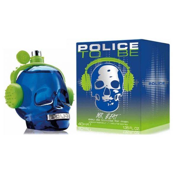 Police Mr & Miss Beat EDT 40ml szett