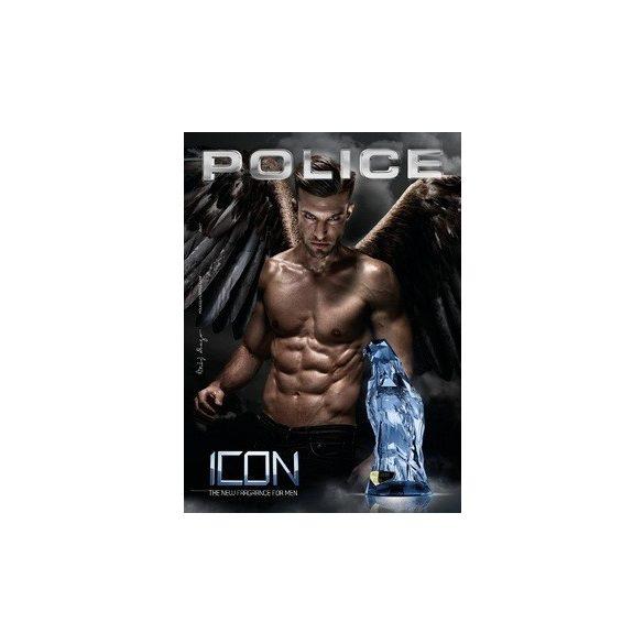 Police Icon Szett