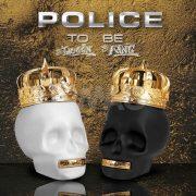 Police King & Queen EDP 40ml szett