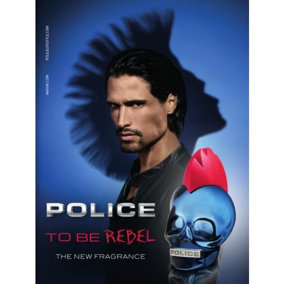 Police To Be Rebel EDT 75ml