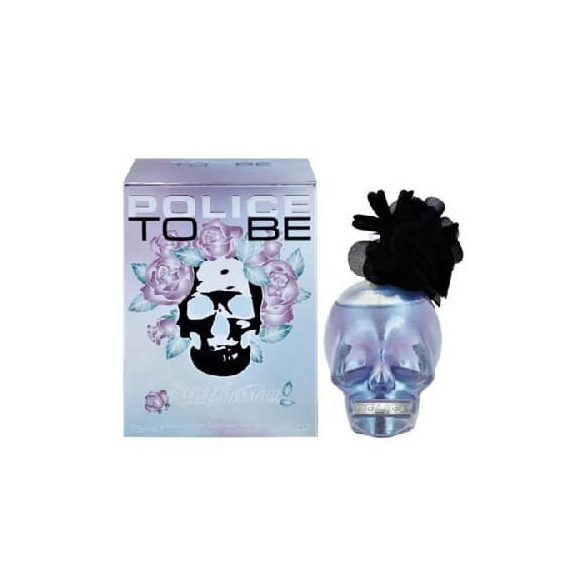 Police To Be Rose Blossom EDT 75ml