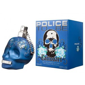 Police To Be Tattooart Man EDT 40ml