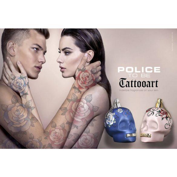 Police To Be Tattooart Woman EDP 40ml