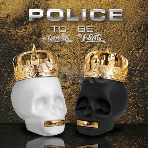 Police To Be The King EDT 40ml