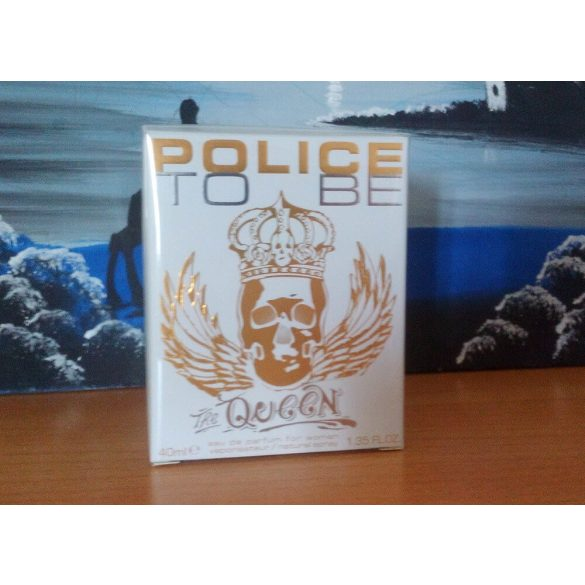 Police To Be The Queen EDP 40ml
