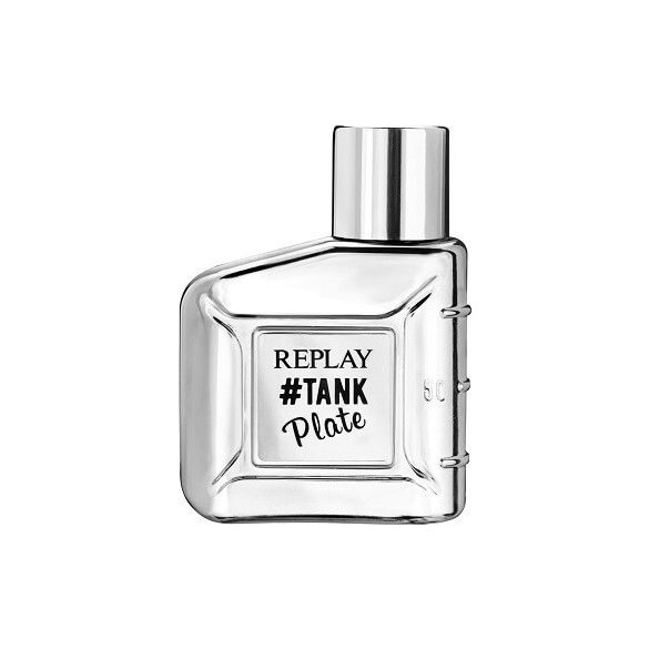 Replay Tank Plate Man EDT 50ml