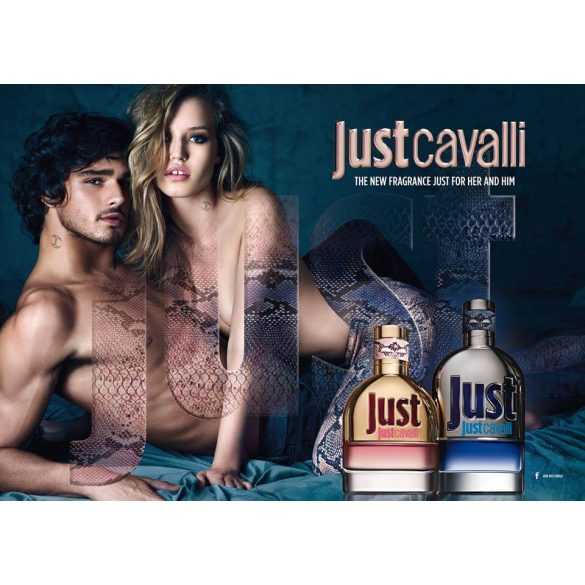Roberto Cavalli Just for Her EDT 75ml