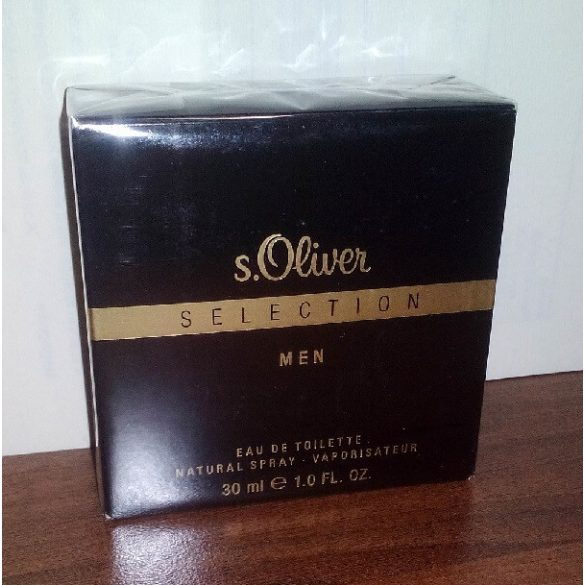 s.Oliver Selection Men EDT 30ml
