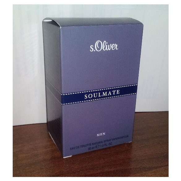 S.Oliver Soulmate Men EDT 30ml