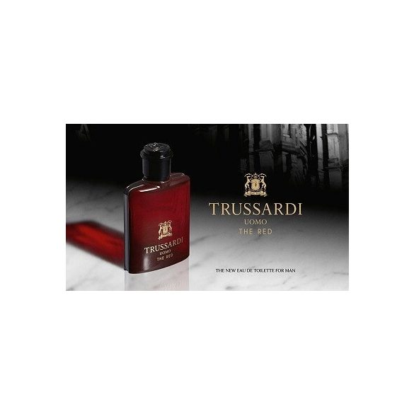 Trussardi Uomo The Red EDT 30ml